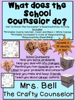 What Does The School Counselor Do? Explaining Responsibilities