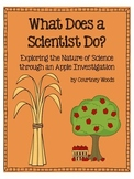 What Does a Scientist Do? Investigating with Apples