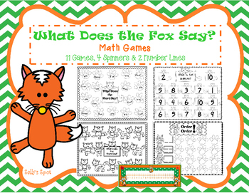 What Does the Fox Say? 11 Math Games