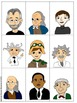What Does the Great Thinker Say? Printable Game {Hello Ind