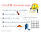 Math Posters: What Good Mathematicians Do