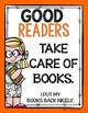 What Good Readers Do Posters (Primary Colors)
