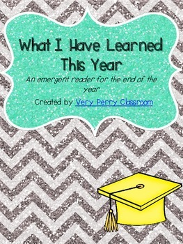 What I Have Learned This Year Emergent Readers