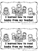 What I Learned From My Kindergarten Teacher This Year  (A