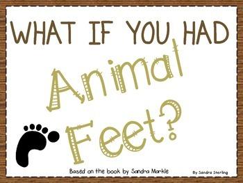 What If You Had Animal Feet Reading Response