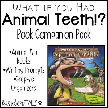 What If You Had Animal Teeth Pack