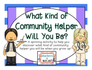 What Kind of Community Helper Will You Be?