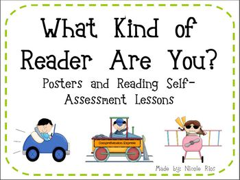 What Kind of Reader Are You?  Reading Self-Assessment Less