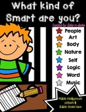 What Kind of Smart are You?
