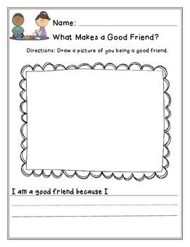 Good friendship essay
