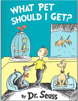 What Pet Should I Get? Adapted Books for Autism