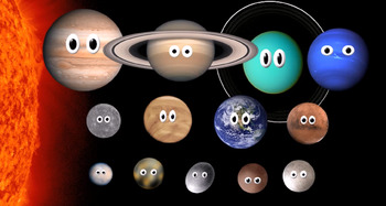 What Planet Is It? Planets and Dwarf Planets