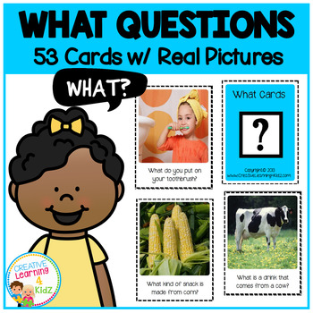 What Question Cards