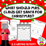 Christmas Writing: What Should Mrs. Claus get Santa for Ch