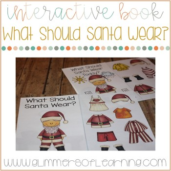 What Should Santa Wear?!