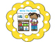 What To Do Next Chart-Polka Dot Theme (Yellow)