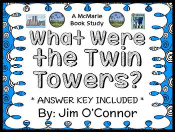 What Were the Twin Towers? (Jim O'Connor) Book Study / Com
