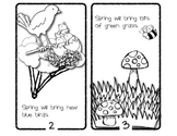 What Will Spring Bring?  Early reader about Spring, & Voc