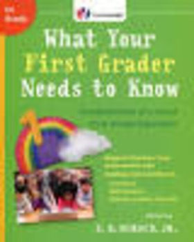 What Your First Grader Needs to Know