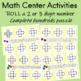 Math Center Activities for Common Core No Prep