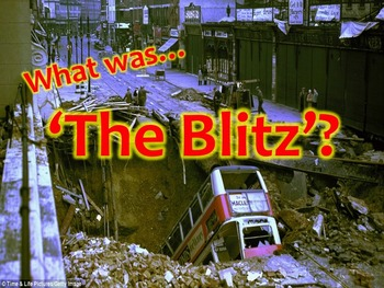 What was the London Blitz? Puzzle.