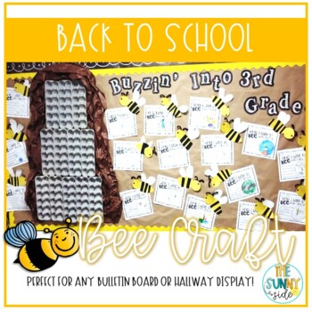 What do you want to BEE Bulletin Board Craft