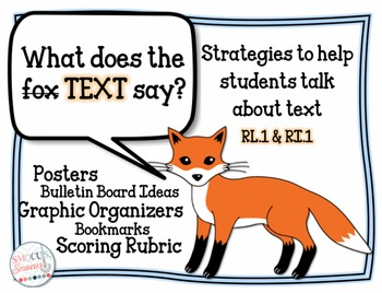 What does the TEXT say? Tools for Citing Text Evidence