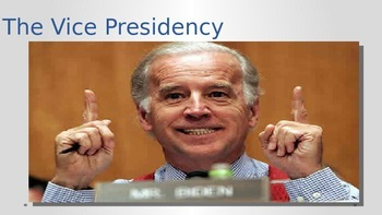 What does the Vice President do?
