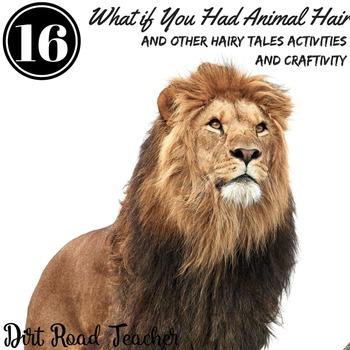 What if You Had  Animal Hair Activities, Graphic Organizer