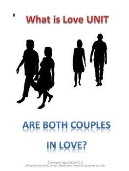 What is Love Unit Lessons 4 & 5 -- Bundled Lesson