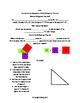 What is Pythagorean Theorem INB-TEKS 8.6C