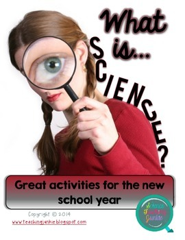 What is Science? Activities