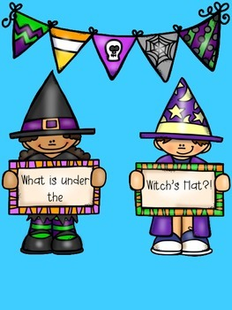What is Under the Witch's Hat?
