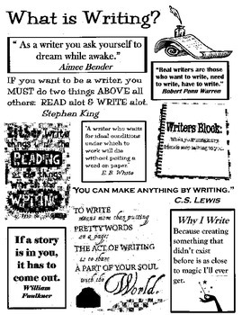What is Writing? cover
