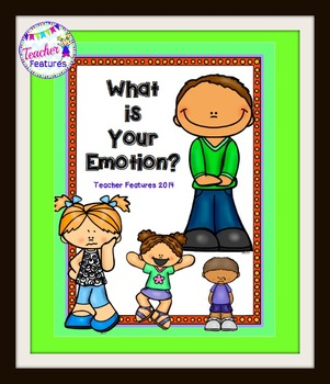 Emotions & Feelings Posters and Activities
