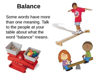 What is a Balanced Meal?