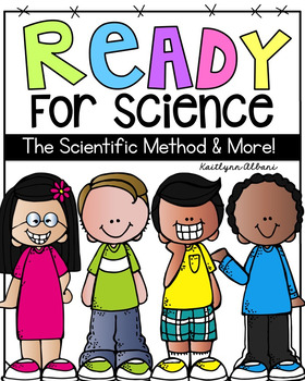 What is a Scientist? - Ready for Science Printables