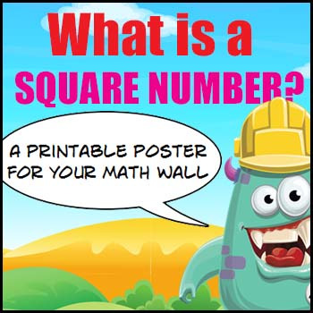 What is a Square Number?