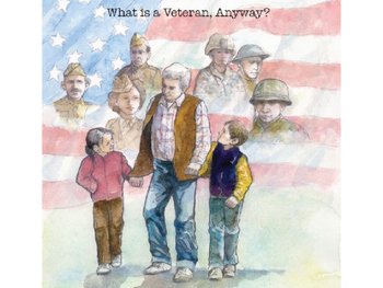 What is a Veteran, Anyway?- Veterans Day PowerPoint for K-