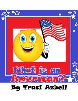 What is an American? Contemporary Literature Stations for