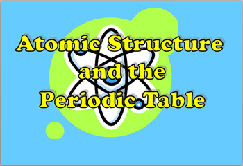 What is an Atom?  Exploring Atomic Structure and the Perio