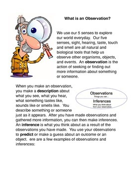 What is an Observation?