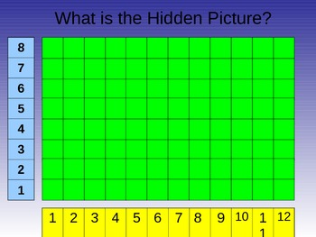 What is the Hidden Picture Harder Game