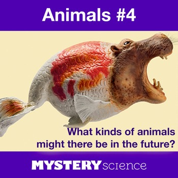 Animals NGSS:Inheriting Traits&Selection ❤ BUNDLE:Activity