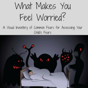 What makes you worry?  Anxiety Prevention; CBT; Thoughts