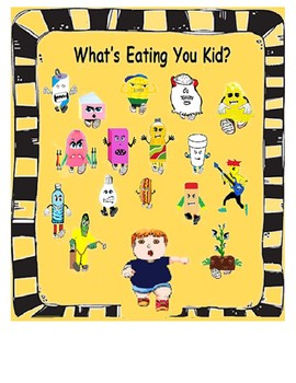 What's Eating You Kid?  The Handbook