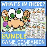 What's In There?? BUNDLE: Articulation and Language