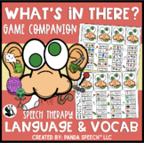 What's In There?? Language Game Companion