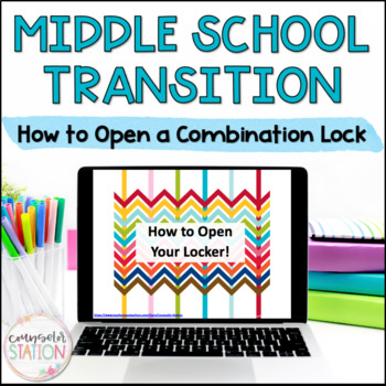 What's My Locker Combination? Opening locks and a relay race!