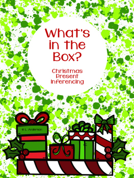 What's in the Box Christmas Inferencing
